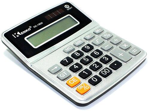 Средний калькулятор KK – 1800