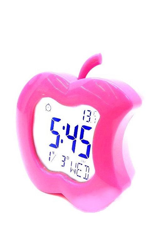 Настольные цифровые часы 6846 (Apple)