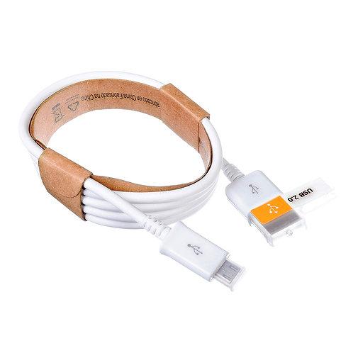 "Кабель - USB ""Micro"" гелевый на Android"