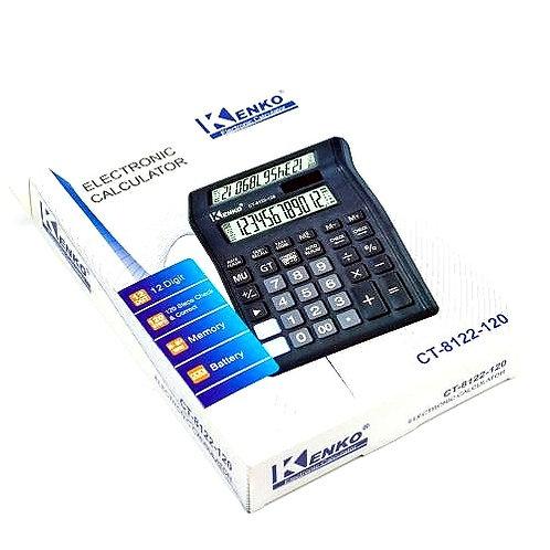 Большой калькулятор Kenko CT – 8122 – 120