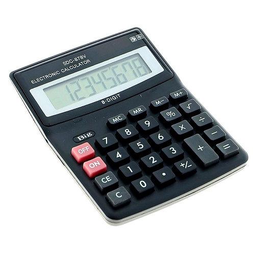 Средний калькулятор SDC – 878V
