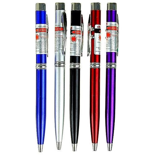 Ручка лазер - фонарь 3 в 1 (без бренда)