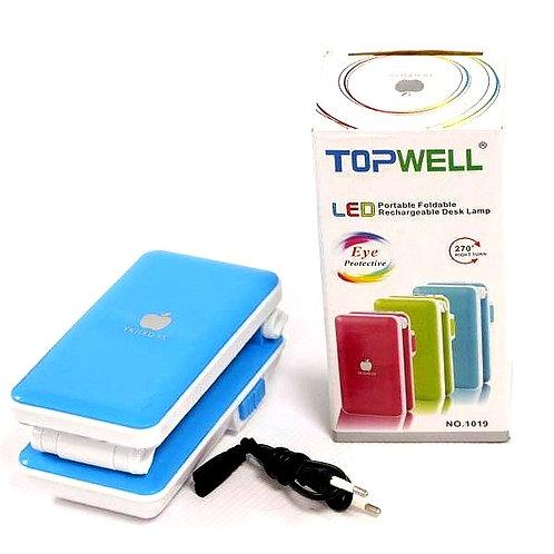 Светодиодная аккумуляторная настольная лампа Topwell 1018/1019