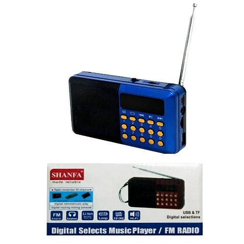 Радиоприемник SHANFA H011U