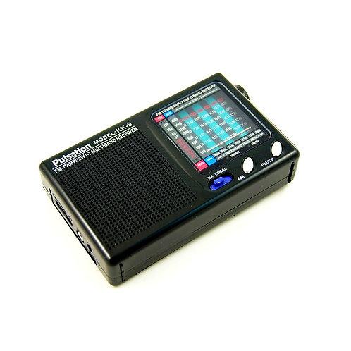 Радиоприемник Pulsation KK – 9
