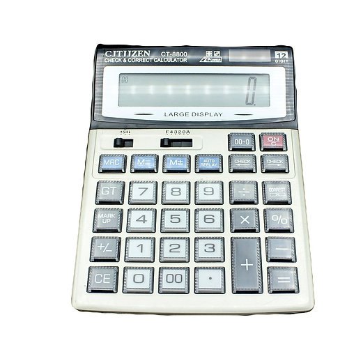 Большой калькулятор CT – 8800