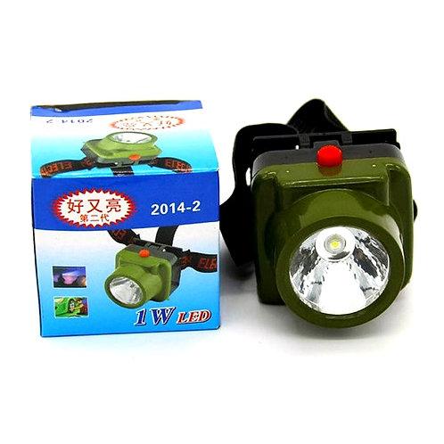 Налобный фонарь для активного отдыха 2014 - 2