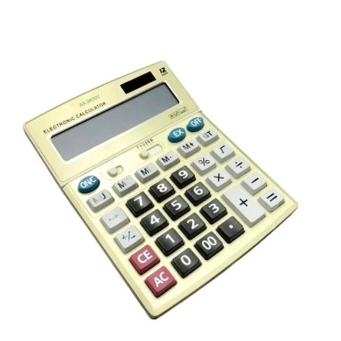 Большой калькулятор AX – 9800V