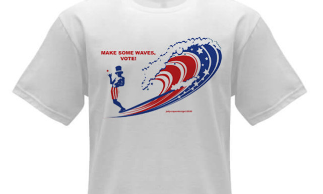 Make Some Waves. Vote!