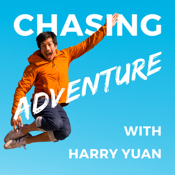 Chasing Adventure with Harry Yuan