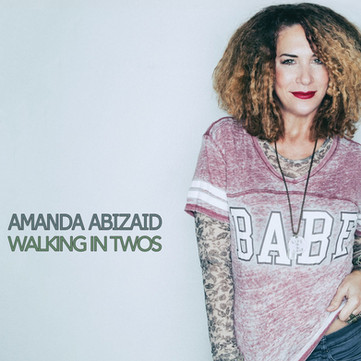 Walking in Twos - Amanda Abizaid