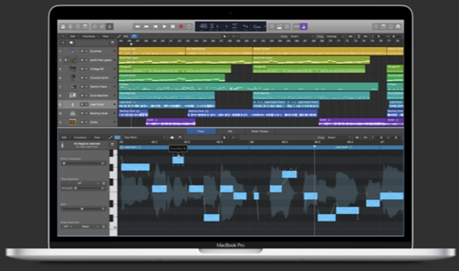 LOGIC PRO X - FULL COURSE