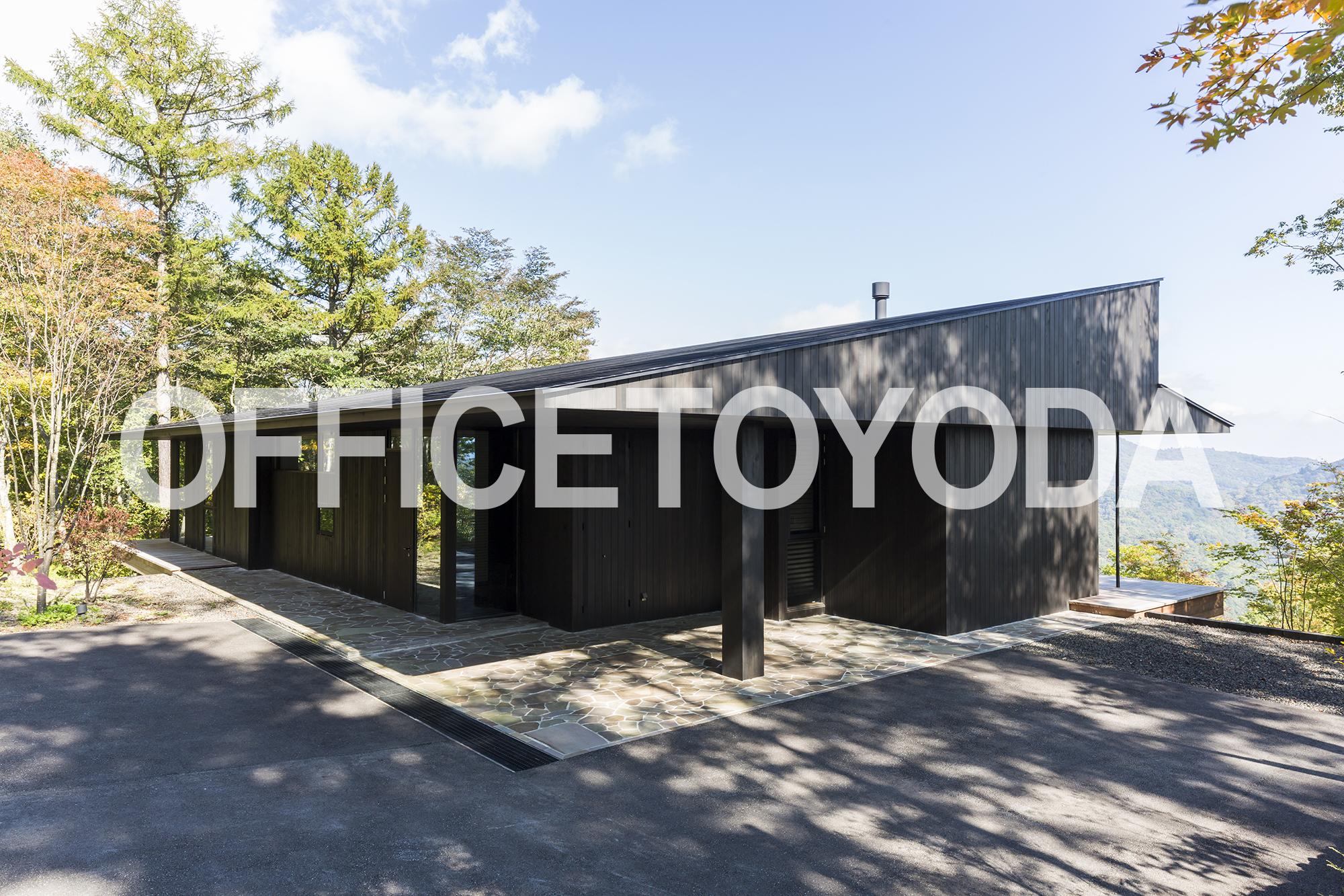 軽井沢M邸