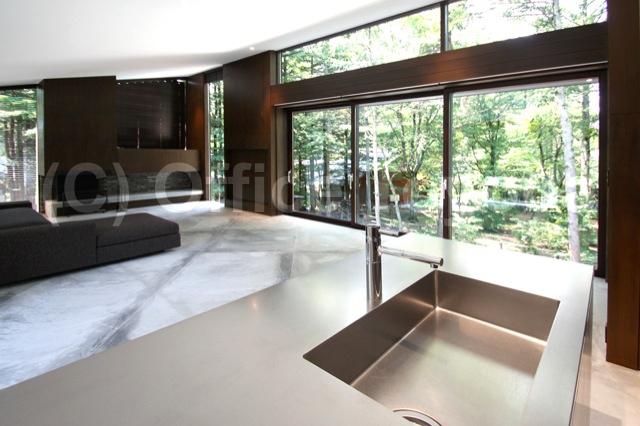 長野県軽井沢P邸