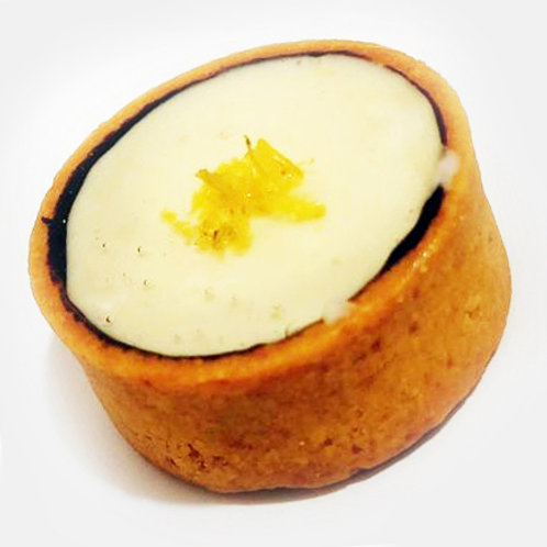 Mini Tart Lemon Cheesecake MT24