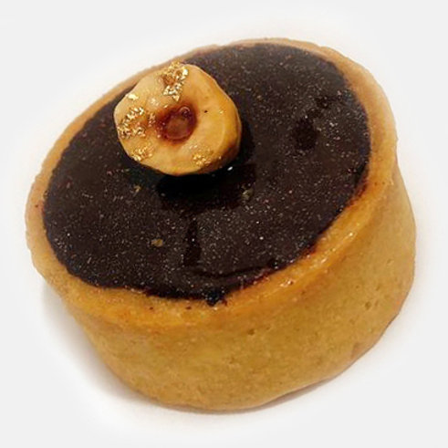 Mini Tart Tarte Au Chocolate Noisettes MT20