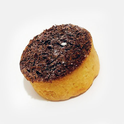 Mini Tart Mocha Crunchy MT26