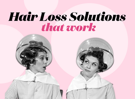 Your anti-aging, anti-hair-loss arsenal: LED, microneedling, high frequency and serums