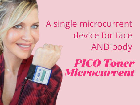 PICO Toner: Microcurrent for face AND body