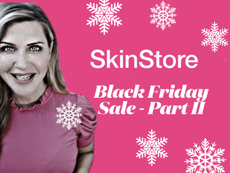 Gift Guide: SkinStore PART II