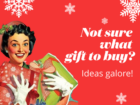 "Gift guide (US/UK): The quandary - ""I don't know what to buy him/her, please help..."""