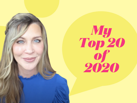 Top 20 Skincare Products of 2020
