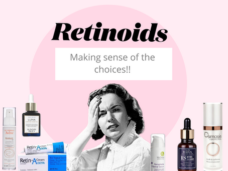 Retinoids: so powerful yet so confusing