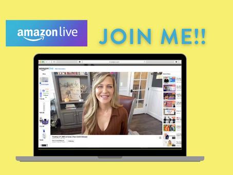 Amazon Livestream: An index to my videos