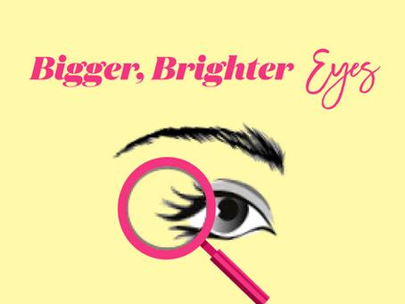 Hooded eyes and dark circles? SIX steps to bringing back bigger, brighter peepers