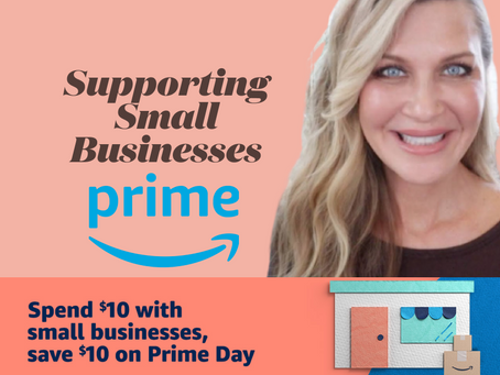 UPDATED JUNE 2021: AMAZON! Buy what you love - and help Small Businesses (TODAY!!)
