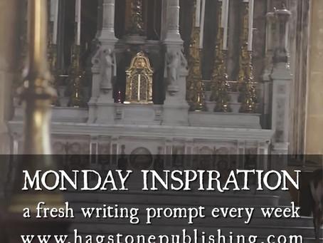 Monday Inspiration, December 10, 2018