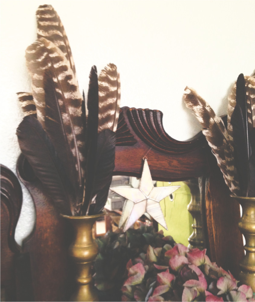 Ethical feathers and a gifted star