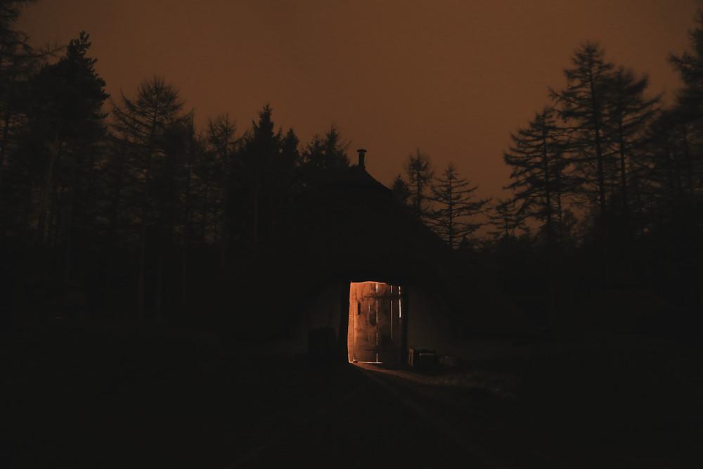 Light From a Doorway