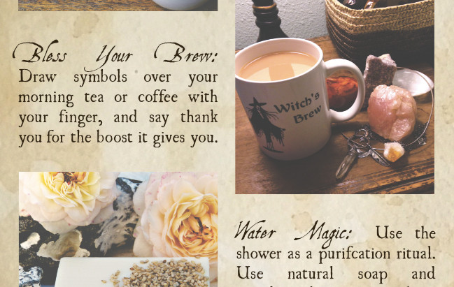 Four Ways to Have a Magical Morning