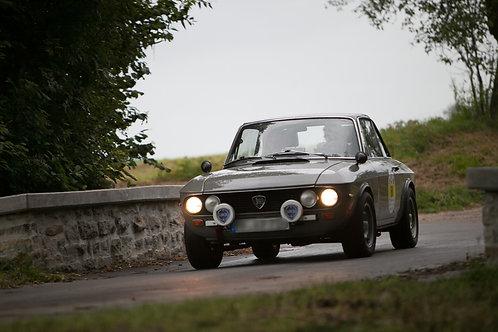 Lancia Fulvia Coupe 1,3 S2 RALLYE