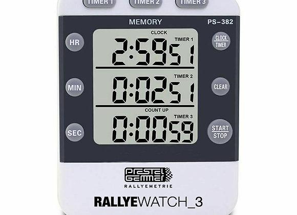 RALLYEWATCH 3 - TRIPLE TIMER