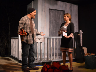 """""""The Shadow Box"""" at Sandy Actors Theater"""