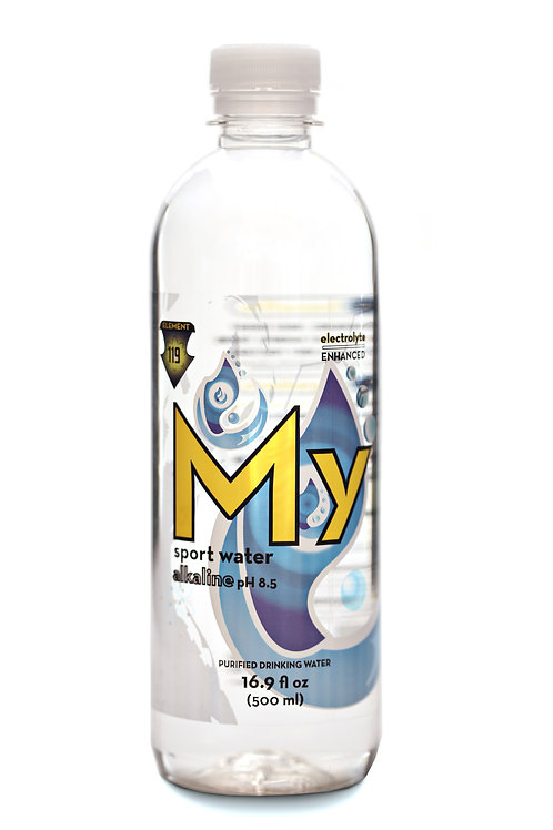 My Sport Water - Electrolyte Enhanced
