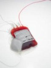 Pochette de sang Quadruple