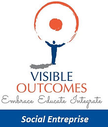 Visible outcomes logo