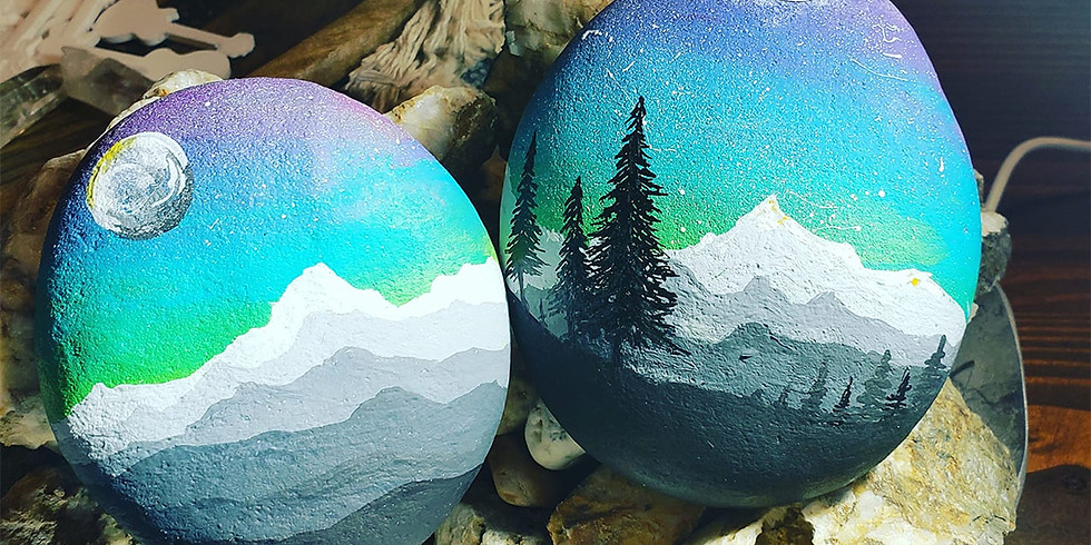 Moon Mountain Stones LIVE ONLINE Workshop