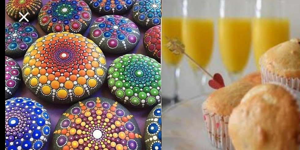 Mandalas, Muffins and Mimosas @ Black Fleet Brewing