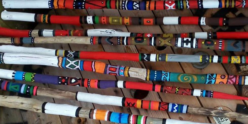 Walking Sticks Workshop