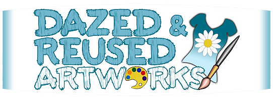 Website Dazed and Reused Artworks Header