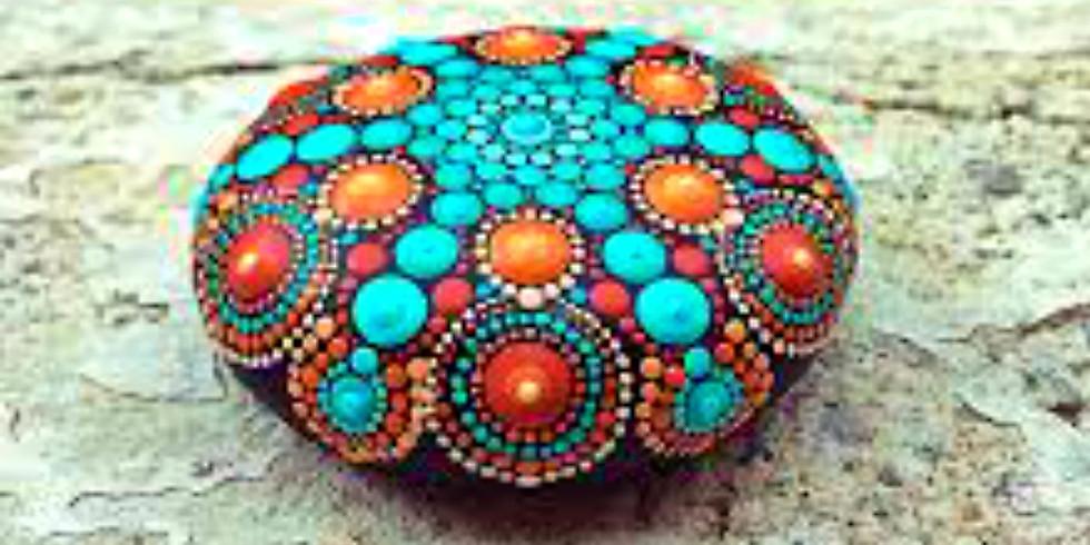 Memorial Mandala Stones Workshop