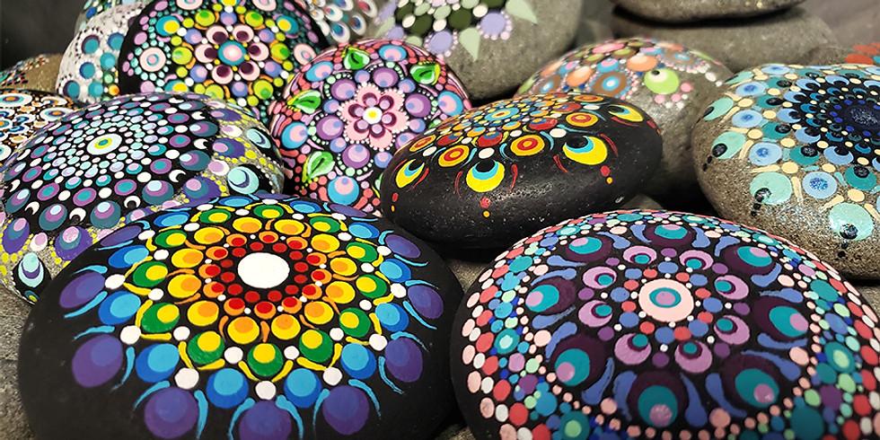 Mandala Stones LIVE ONLINE Workshop