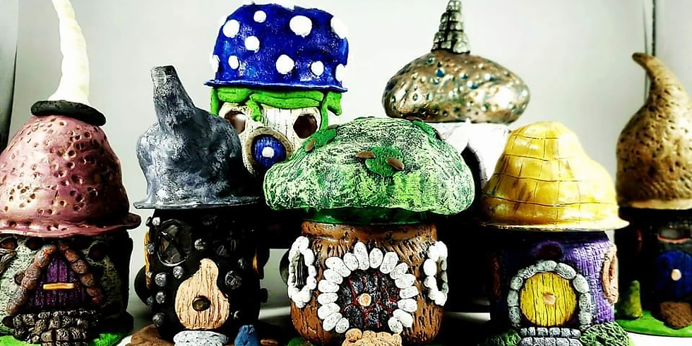 Gnome Homes ONLINE INTERACTIVE Workshop