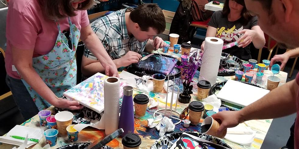 OPEN STUDIO-Make & Take Art Day