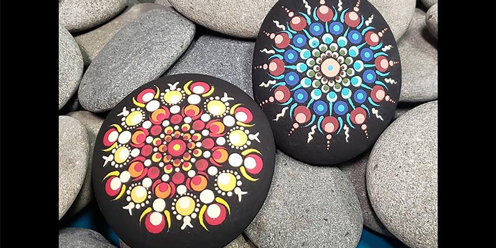 Mandala Stone IN-STUDIO Workshop