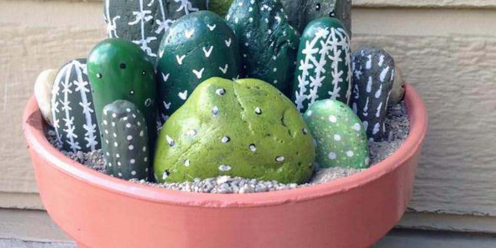 Stone Cactus Garden Workshop